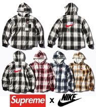 Supreme  Nike Hooded Sweatshirt  AW 18  WEEK 6