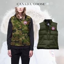 CANADA GOOSE Freestyle Vest Classic Camo / Military Green