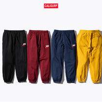 【WEEK6】AW18 Supreme x NIKE SWEATPANT
