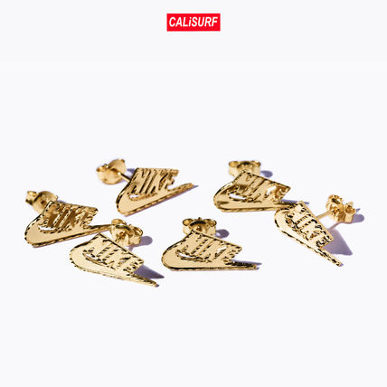 Supreme ピアス 【WEEK6】AW18 Supreme x NIKE EARRING