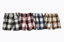 【WEEK6】AW18 Supreme x NIKE PLAID SWEATSHORT/Sサイズ