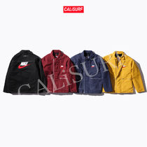 【WEEK6】AW18 Supreme x NIKE ZIP UP WORK JACKET/Sサイズ