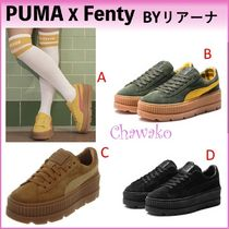 セール!プーマ★Puma x Fenty Cleated Creeper Suede選べる4色