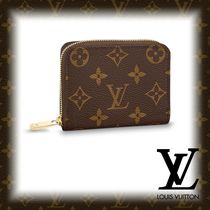 18-19AW【LOUIS VUITTON】ジッピー・コイン パース モノグラム