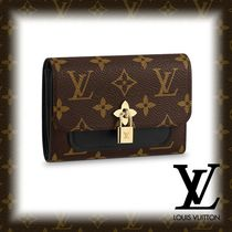 18-19AW【LOUIS VUITTON】ポルトフォイユ・フラワー コンパクト