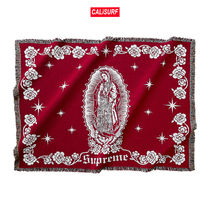 【WEEK6】AW18 Supreme (シュプリーム) VIRGIN MARY BLANKET