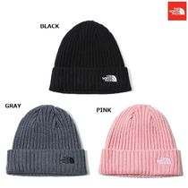 【新作】 THE NORTH FACE ★ 大人気 ★ EX LOGO BEANIE ビーニー