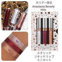 Anastasia Beverly Hills☆メタリック☆リキッドリップセット