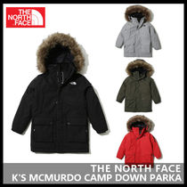 【THE NORTH FACE】K'S MCMURDO CAMP DOWN PARKA 3色 NJ1DJ58
