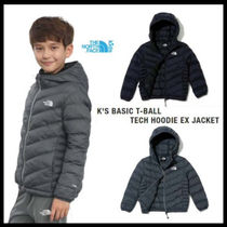 THE NORTH FACE(ザノースフェイス) キッズアウター 【THE NORTH FACE】K'S BASIC T-BALL JACKET 2色 NJ3NJ56