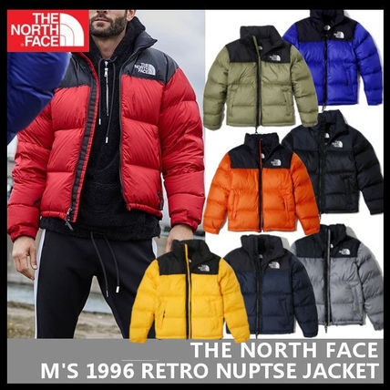 【THE NORTH FACE】M'S 1996 RETRO NUPTSE JACKET 3色 NJ1DJ58