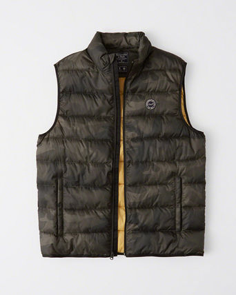 【Abercrombie&Fitch】2018年モデルLIGHTWEIGHT PUFFER VEST