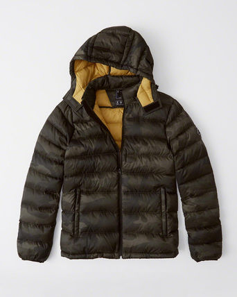【Abercrombie&Fitch】2018年モデルREMOVABLE HOOD PUFFER