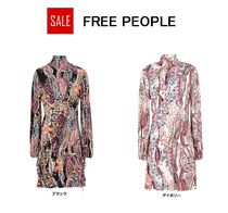 ★SALE★FREE PEOPLE  ALL DOLLED UP MINI ミニワンピース