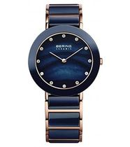 BERING(ベーリング) アナログ腕時計 時計 BERING ベーリング Time Women's Ceramic Collection Watch