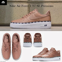 最新☆話題沸騰中☆Nike Air Force 1 '07 SE Premium☆お早めに!
