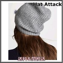 HAT Attack(ハットアタック) キャップ 【HAT Attack】Lightweight Rib Watch Cap【ニット帽】
