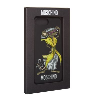 Moschino iPhone・スマホケース 国内発★Moschino Rat-A-Porter iPhone6.6s.7 6.6s.7plusケース(3)