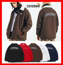 18AW★韓国の人気★【COVERNAT】★BOA COACH JACKET★5色★