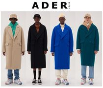 (ADERERROR) Drop shoulder double coat (全4色・男女・EMS)