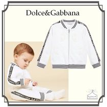 Dolce&Gabbana☆Girls White RUNWAY ジップアップトップ