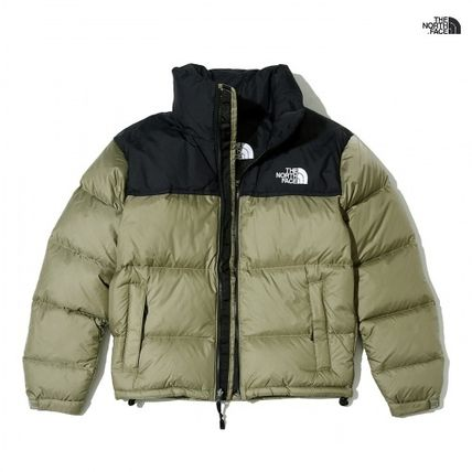 THE NORTH FACE新作 W'S 1996 RETRO NUPTSE JACKET KHA EMS配送