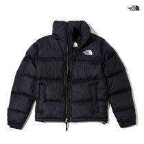 THE NORTH FACE新作 W'S 1996 RETRO NUPTSE JACKET BLK EMS配送