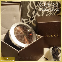 GUCCI(グッチ) 時計 【レア★SALE】GUCCI  Table Clock YC210007 SWISS MADE 置時計