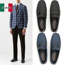 TOD'S(トッズ) ドレスシューズ・革靴・ビジネスシューズ TOD'S Double T Gommino Loafers