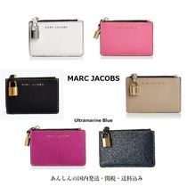 MARC JACOBS【国内発送】The Grind Top Zip Multi Wallet☆