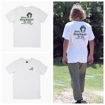 【TCSS】JIMS DING TEE Tシャツ ☆ 関税送料込 バック プリント