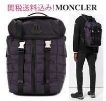 18-19AW 関税送料込! MONCLER AVALANCHE バックパック NAVY