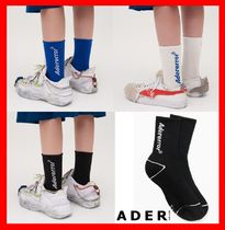 2018-19AW☆韓国の人気☆【ADERERROR】☆Diagonal Socks☆3色☆