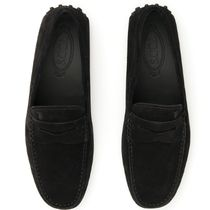 TOD'S(トッズ) スニーカー TOD'S Suede Gommino Loafers