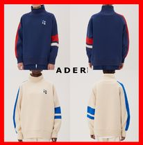 18AW☆人気☆【ADERERROR】☆Search Sweatshirt☆2色☆UNISEX☆