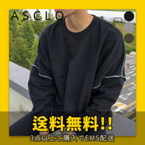 ★ASCLO★ Range Overfit Sweat