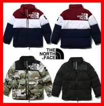 THE NORTH FACE(ザノースフェイス) キッズアウター 人気★【THE NORTH FACE】KIDS★K'S NOVELTY NUPTSE DOWN JACKET