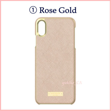 kate spade new york スマホケース・テックアクセサリー 【国内発送】Saffiano iPhone XS Max Protective Case セール(2)
