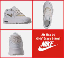 [セール/大人もOK]Nike☆Air Max 90 Girls' Grade-School