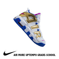 [セール/大人もOK]Nike☆AIR MORE UPTEMPO GRADE-SCHOOL