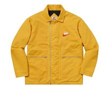 レディース 18AW Supreme Nike Double Zip Work Jacket