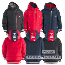 Tommy Hilfiger(トミーヒルフィガー) キッズアウター 【Tommy Hilfiger】ジャケット☆Bailey☆ボーイズ