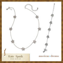 SALE! kate spade お花モチーフネックレス&ブレスレットセット