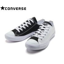 【国内正規品 送料無料】CONVERSE ALL STAR LIGHT MN OX WHT/BLK