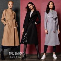 【TED BAKER】SANDRAL Long  ラップ ロングコート