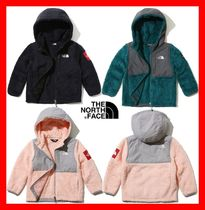 人気★【THE NORTH FACE】KIDS★K'S FLUFFY HOOD JKT★3色★