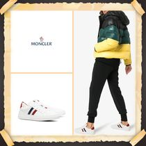 ★MONCLER《モンクレール》LENI LEATHER SNEAKERS   送料込み★