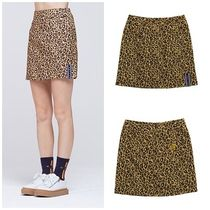 日本未入荷ROMANTIC CROWNのLeopard Skirt