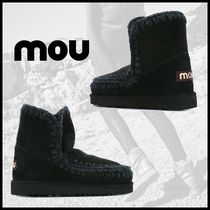 Mou(ムー) ブーツその他 【関送込】CUTE◆NEW◆VIP価格◆MOU◆Eskimo 18 Boots