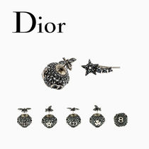 【AUTUMN 2018】Dior*TRIBALES*ピアス* Bee&Shooting Star